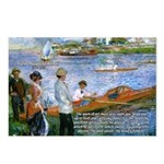 Renoir Painting: Art & Beauty Postcards (Package o