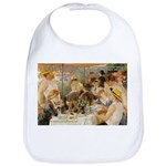 Renoir Quote and Landscape Bib