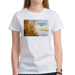 Alfred Sisley Nature Quote Women's T-Shirt