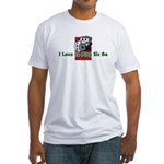 Sic Bo Fitted T-Shirt